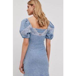 Miss Sixty - Rifľové šaty vyobraziť