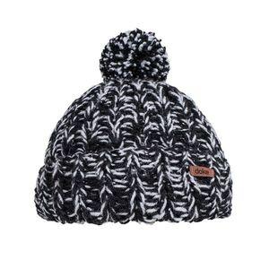 Pletená čiapka s brmbolcom DOKE vyobraziť