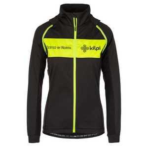 Women's cycling jersey Zester-w yellow - Kilpi vyobraziť