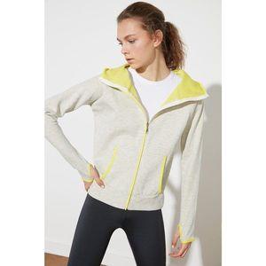 Trendyol Grey Sports Jacket vyobraziť