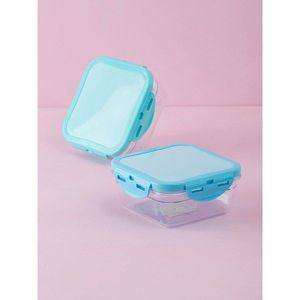 Blue food container vyobraziť