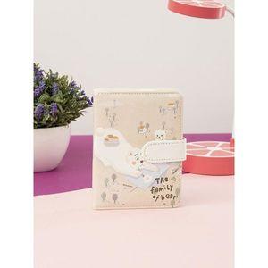 White and sand notebook vyobraziť