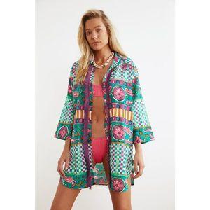 Dámske šaty Trendyol Multicolored vyobraziť