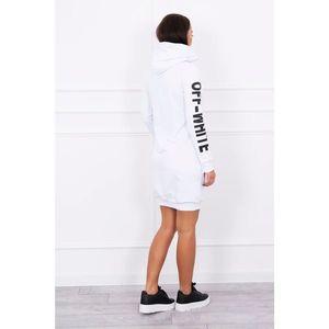 Dress Off White white vyobraziť