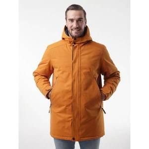 NAKIO pánský zimní kabát žlutá vyobraziť