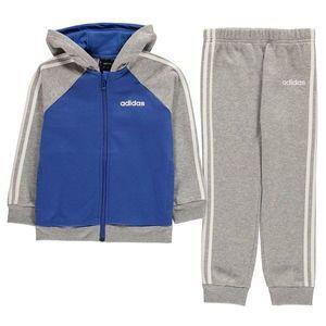 Adidas S3 HD Fleece Tracksuit Infant Boys vyobraziť