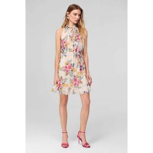 Trendyol dámske šaty s kvetinovou potlačou vyobraziť