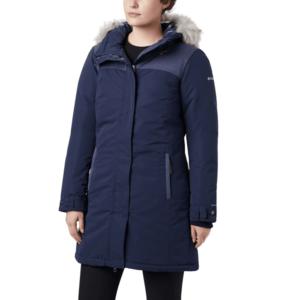 Zimná bunda Columbia vyobraziť