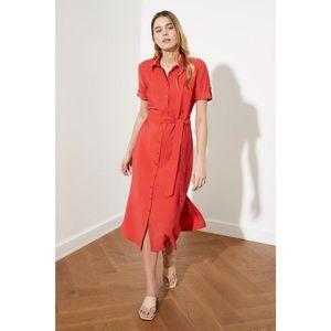 Dámske šaty Trendyol Belted vyobraziť