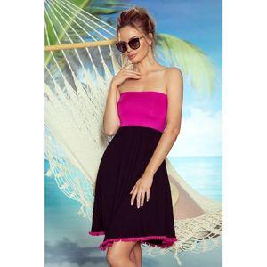 Eldar Woman's Tunic Sandy Black/Pink vyobraziť