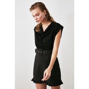 Dámska sukňa Trendyol Belt detailed vyobraziť