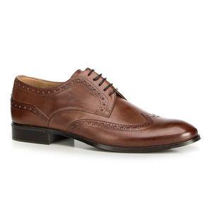 Elegantné pánske topánky. vyobraziť