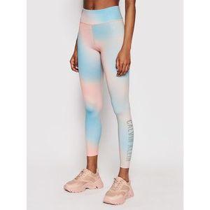 Calvin Klein Performance Legíny 00GWS1L655 Modrá Slim Fit vyobraziť