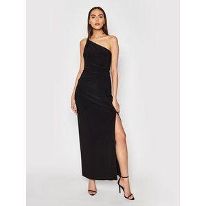 Lauren Ralph Lauren Večerné šaty 253751483004 Čierna Slim Fit vyobraziť