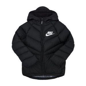 Nike Vatovaná bunda 939557 Čierna Regular Fit vyobraziť