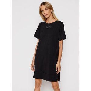 Calvin Klein Underwear Každodenné šaty 000QS6703E Čierna Regular Fit vyobraziť