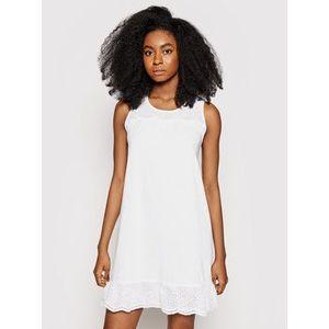 Lauren Ralph Lauren Nočná košeľa ILN22095 Biela Regular Fit vyobraziť