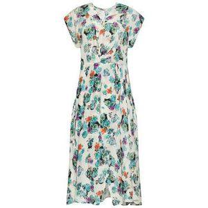 IRO Letné šaty Plauna A0552 Farebná Regular Fit vyobraziť