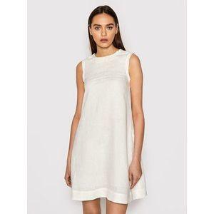 Marella Letné šaty Debito 32212912 Biela Regular Fit vyobraziť