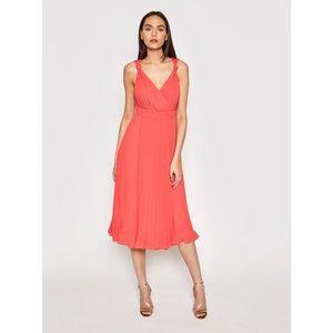 Marciano Guess Večerné šaty 1GG780 8592Z Červená Regular Fit vyobraziť