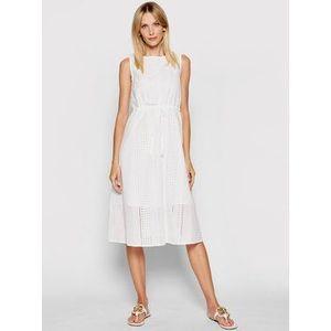 Marella Letné šaty Neptune 32211612 Biela Regular Fit vyobraziť