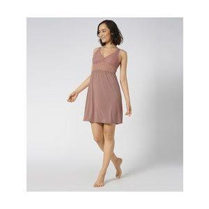 Triumph Nočná košeľa Aura Spotlight 10207512 Ružová Regular Fit vyobraziť