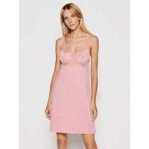 Triumph Nočná košeľa Darling Spotlight 10207492 Ružová vyobraziť