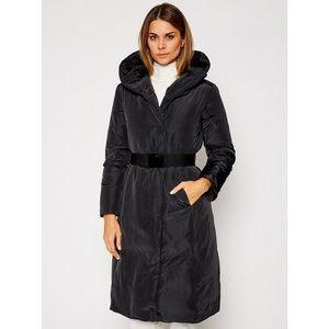 MAX&Co. Zimný kabát Betty 64940520 Čierna Slim Fit vyobraziť