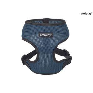 Amiplay Air Harness Scout Navy Blue vyobraziť
