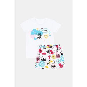 Dievčenské pyžamo Love Art vyobraziť