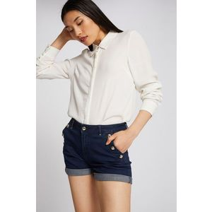 Morgan - Rifľové krátke nohavice vyobraziť