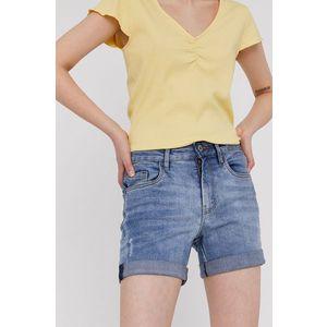 Medicine - Rifľové krátke nohavice Denim vyobraziť
