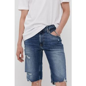 Tommy Jeans - Krátke rifľové nohavice vyobraziť
