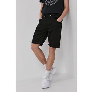 Lee - Krátke rifľové nohavice vyobraziť