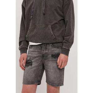 Tigha - Rifľové krátke nohavice Ley vyobraziť