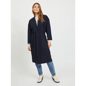 Tmavomodrý ľahký kabát .OBJECT vyobraziť