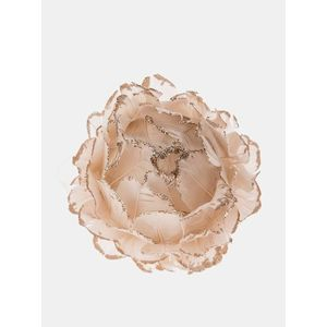 Béžová závesná kvetina Dakls vyobraziť