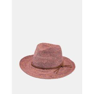 Ružový dámsky slamený klobúk BARTS vyobraziť