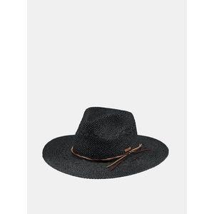 Čierny dámsky slamený klobúk BARTS vyobraziť