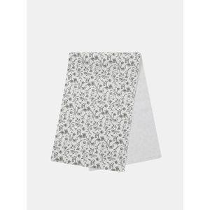 Biely kvetovaný behú Dakls vyobraziť