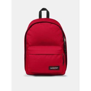 Červený batoh Eastpak vyobraziť