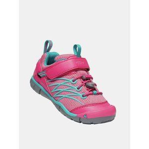 Ružové dievčenské tenisky Keen vyobraziť