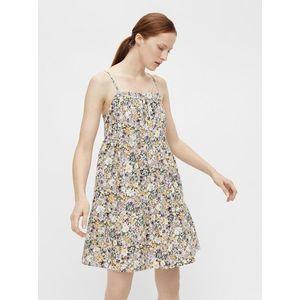 Letné a plážové šaty pre ženy .OBJECT - krémová vyobraziť