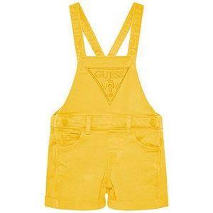 Guess Nohavice na traky K1GK10 WB5Z0 Žltá Regular Fit vyobraziť
