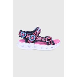 Skechers - Detské sandále vyobraziť