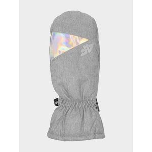 Dievčenské lyžiarske rukavice vyobraziť