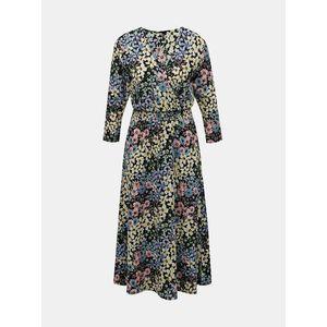Šaty na denné nosenie pre ženy ONLY - modrá, žltá vyobraziť