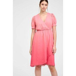 Orsay zavinovacie šaty ombré vyobraziť