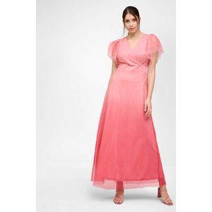 Orsay šifónové šaty maxi ombré vyobraziť