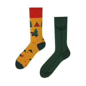 Zeleno-žlté ponožky Scout Memory vyobraziť